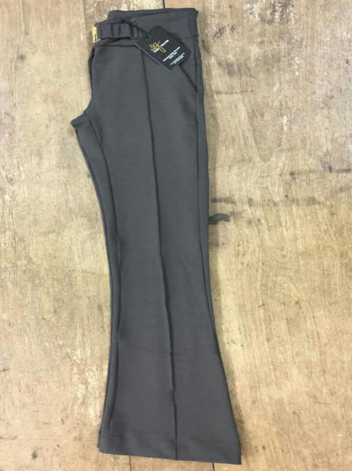 SP AVEC 41 - Calça 404 Com Cinto - Cinza